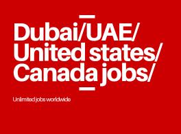 PAINTER JOBS IN DUBAI