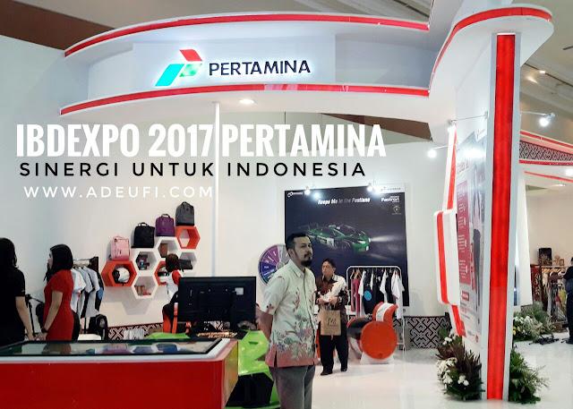IBDExpo 2017 Pertamina