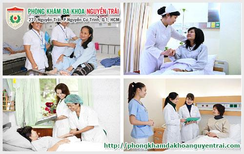 Vậy phòng khám phụ khoa, bệnh viện phụ khoa nào uy tín tại TPHCM?-phongkhamdakhoanguyentraiquan1