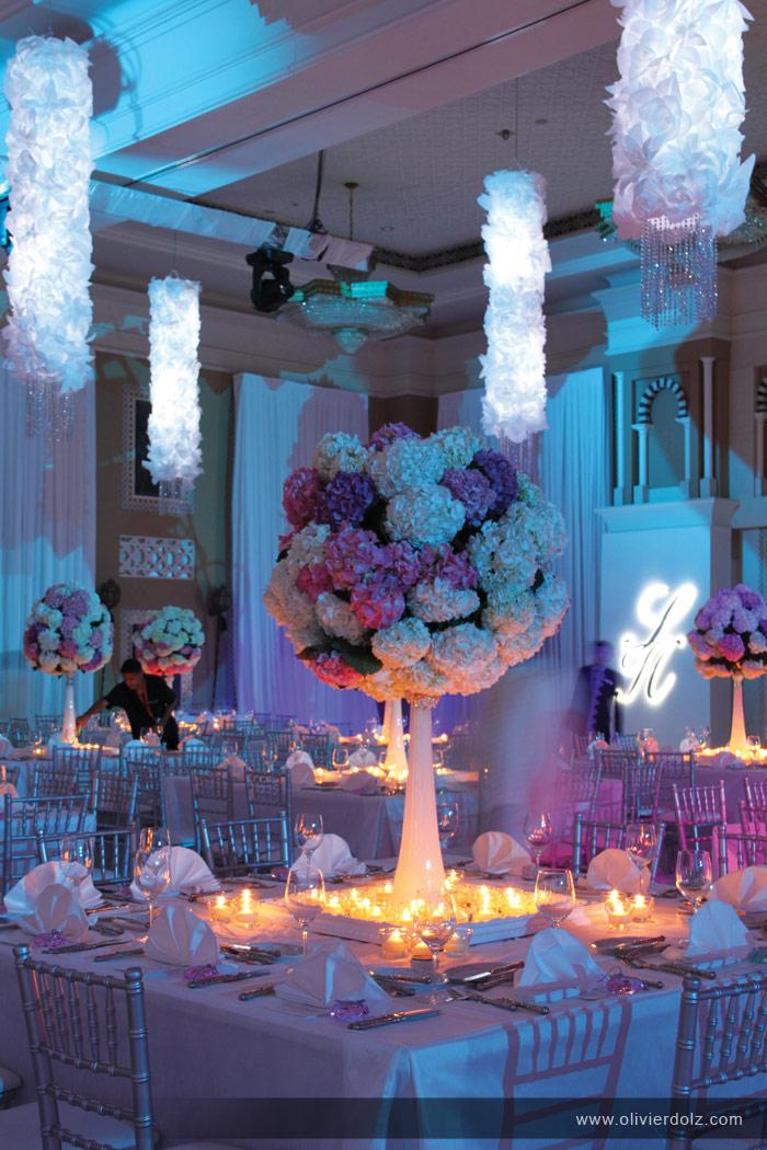 Olivier Dolz White Wonderland Wedding The White Connection