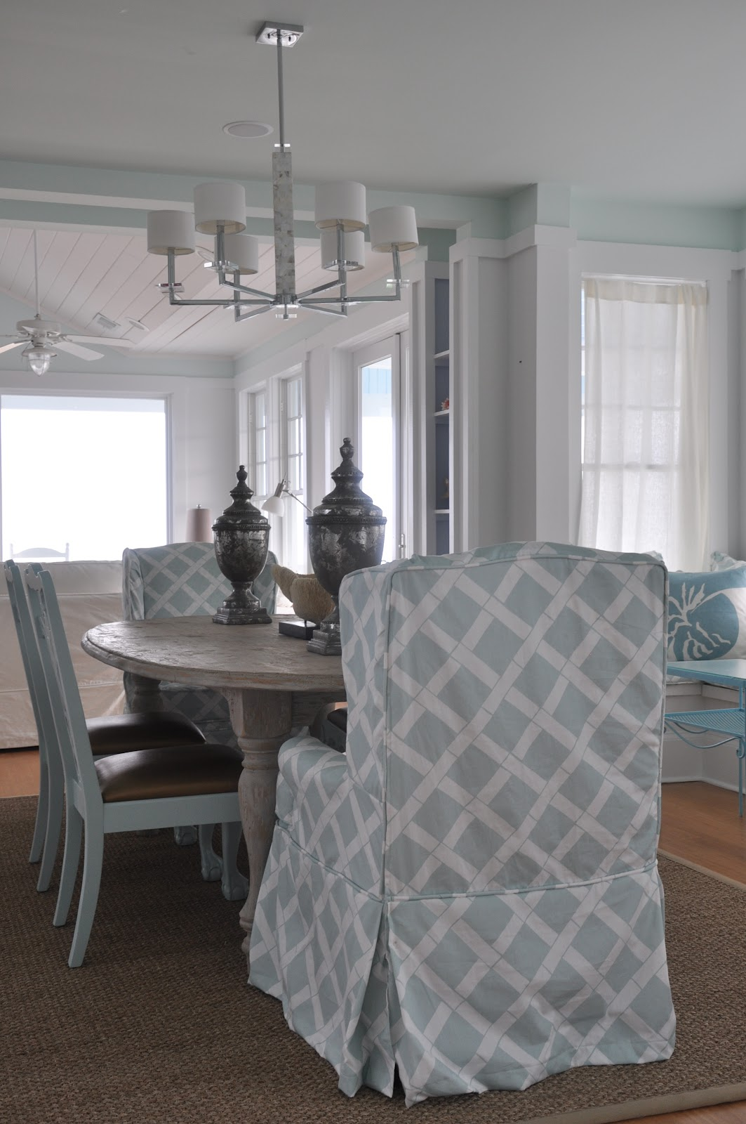 Jane Coslick Cottages Slipcovers Are The Best