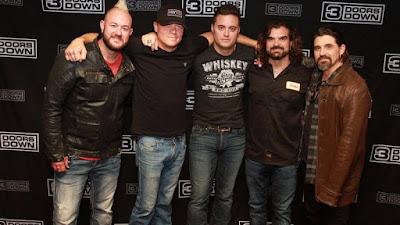 Daftar 10 Lagu Terbaik Band 3 Doors Down