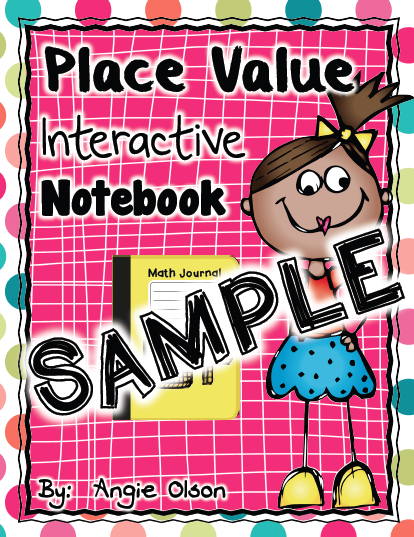 http://www.teacherspayteachers.com/Product/Place-Value-Interactive-Notebook-FREEBIE-1339518
