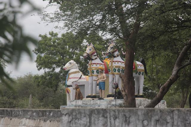 ayyanar chevaux tamil nadu