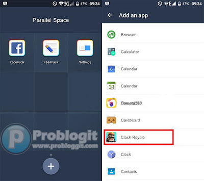 Cara Memainkan 2 Atau Lebih (Multilogin) Akun Clash Royale di Android