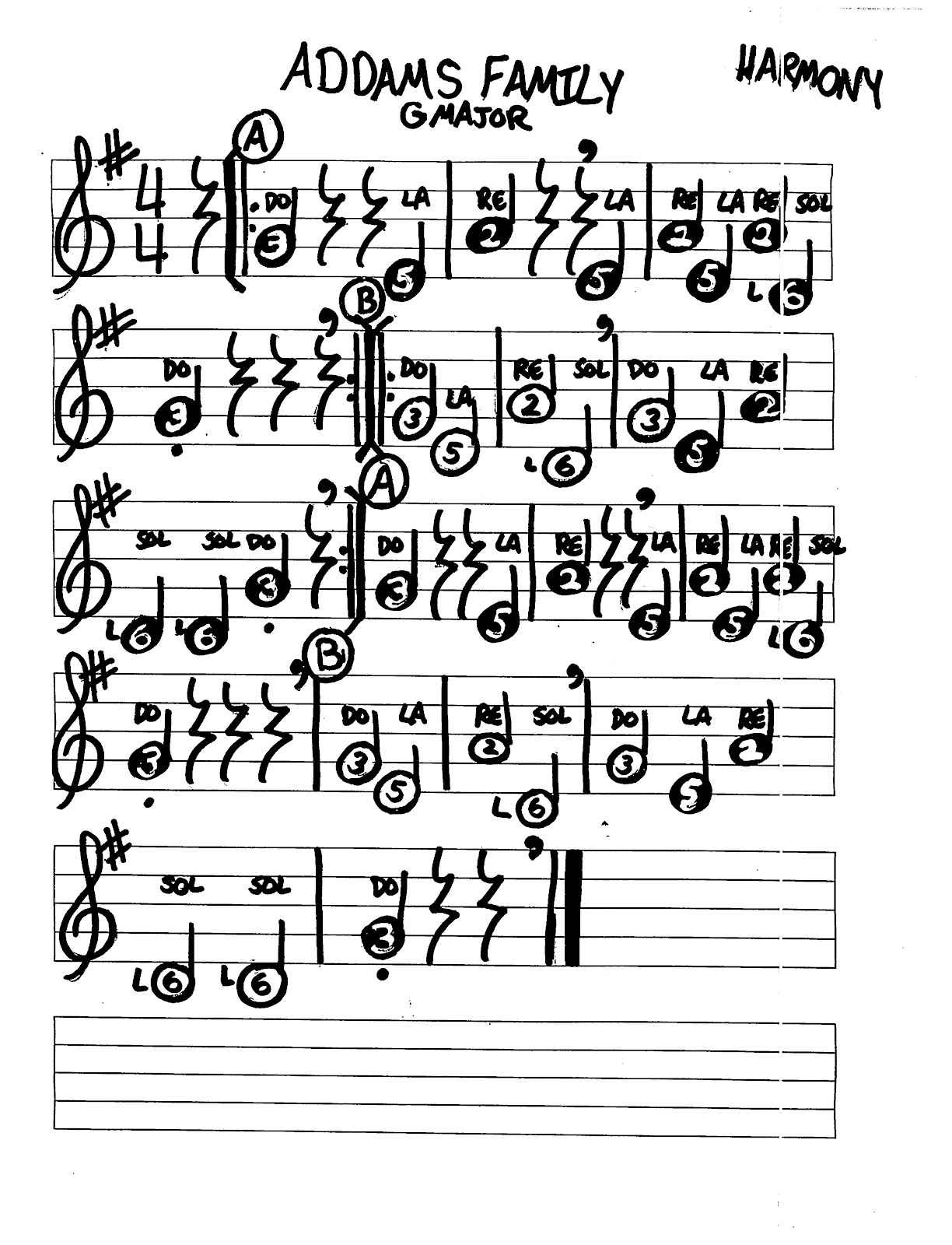 Miss Jacobson's Music: RECORDER SONGS: MODERN/CLASSICAL