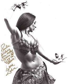 Zahra Zuhair dance garden