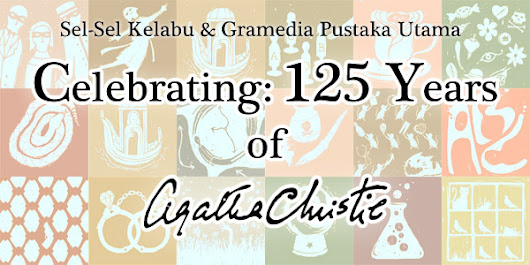 [Blog Event] Celebrating: 125 Years of Agatha Christie