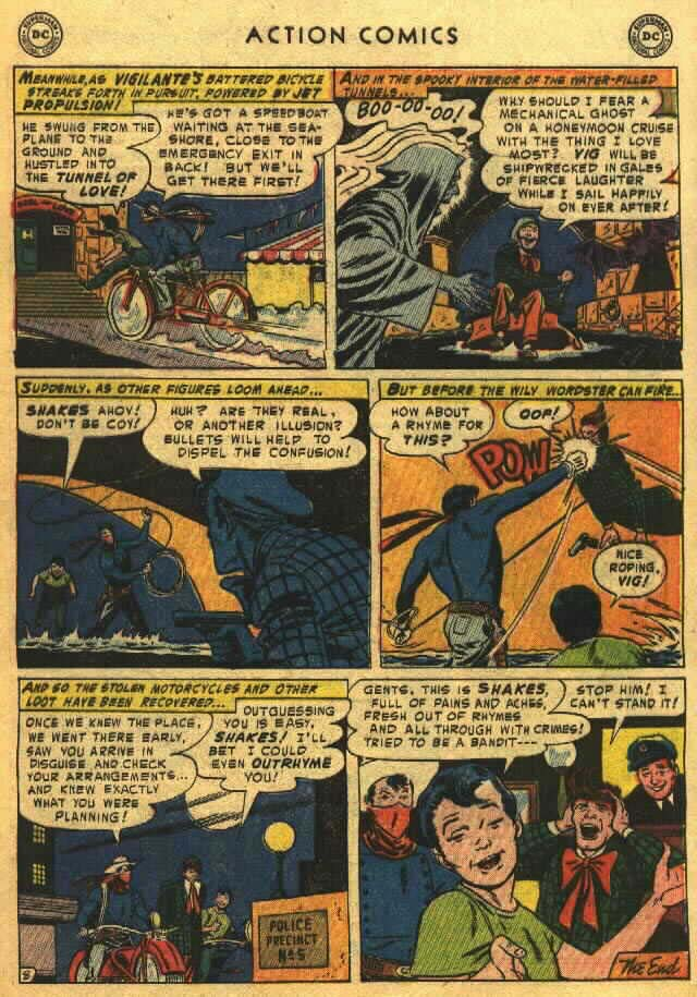 Read online Action Comics (1938) comic -  Issue #184 - 41