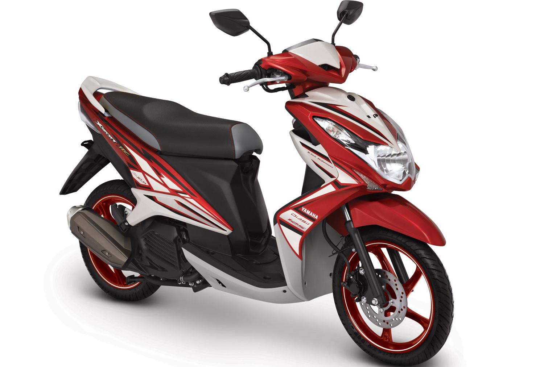 Gambar Modifikasi Motor Matic Yamaha Modifikasi Motor Yamaha