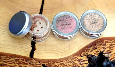 Sheer Miracle Pure Mineral Eye Shadows