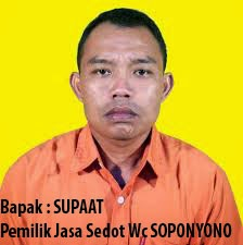 Sedot Wc Dukuh Pakis Surabaya