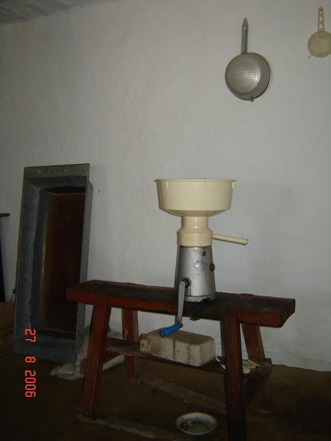 Сепаратор для производства сметаны