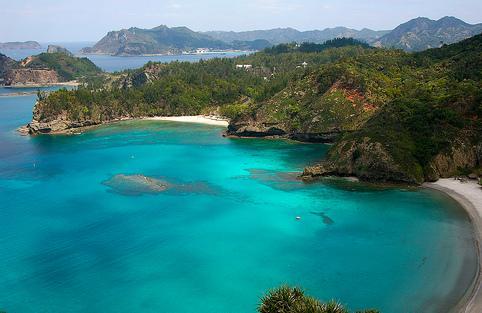 Archipelago  Degrees North Shepherd Island
