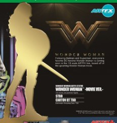 Wonder Woman Artfx+
