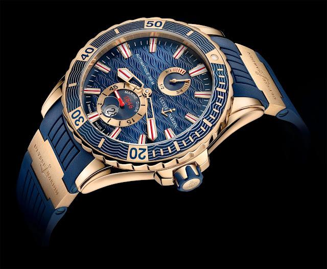 Marine Diver Gold de Ulysse Nardin