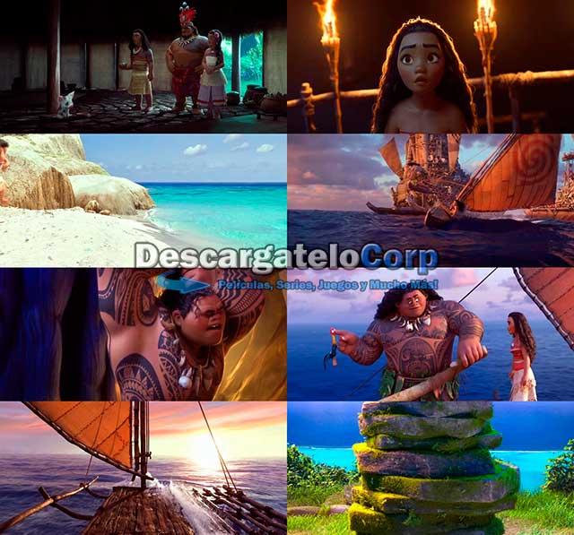 Moana Un mar de aventuras (2016) DVDRip