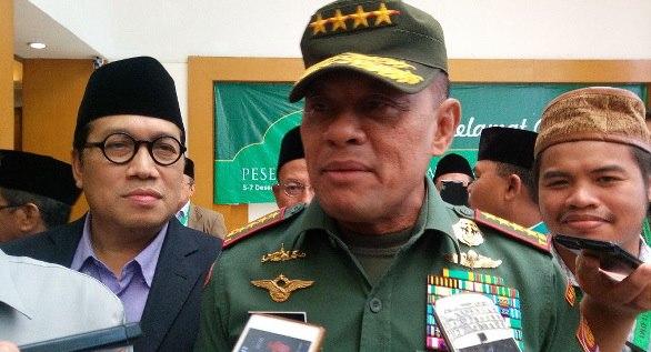 Panglima TNI Ini Khawatir Dengan Niat Bangsa Asing Yang Biayai Pemberantasan Terorisme