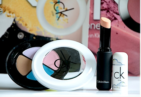 ck calvin klein maquillage look printemps 2012 avis test swatch