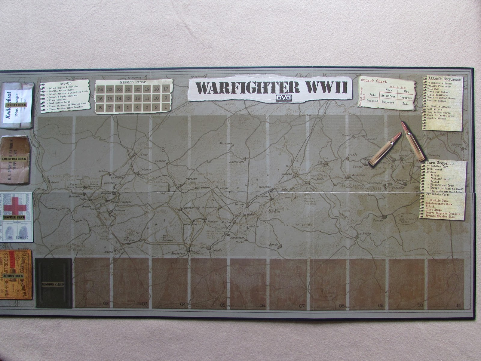 WARFIGHTER: WWII - A Wargamers Needful Things
