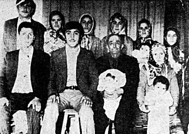 Ορφανά αδέλφια έσμιξαν στον Πόντο μετά από 62 χρόνια!