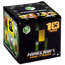 Minecraft Cow Series 16 Figure