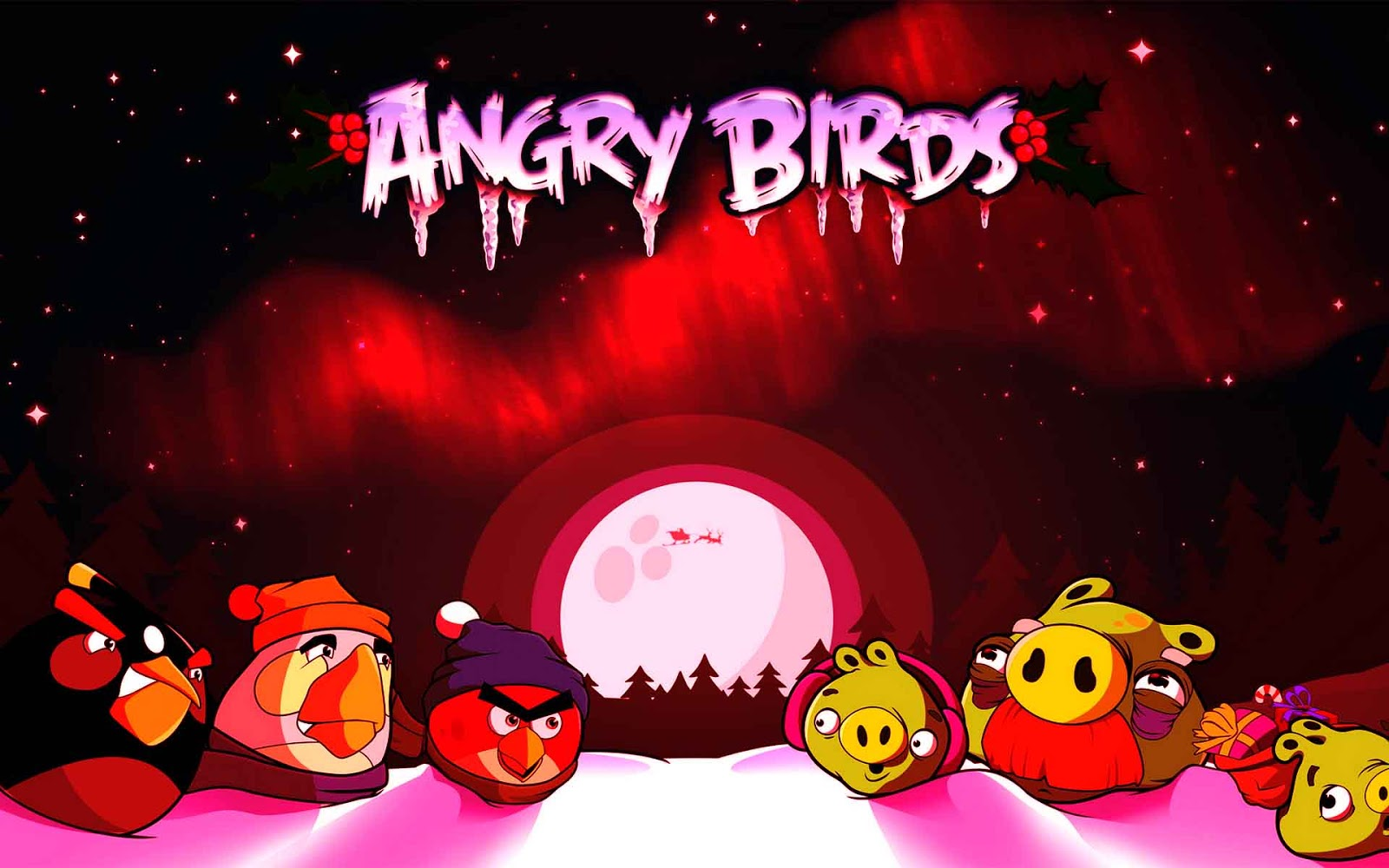 GAMEZONE: Angry Birds Wallpaper Hd