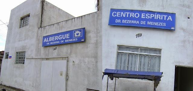 Centro Espirita Bezerra de Meneses :(13) 3821-3401
