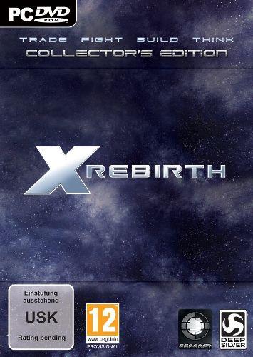 X Rebirth: Collector's Edition