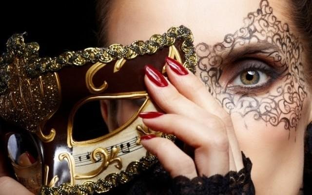 Βγάλε τη μάσκα...