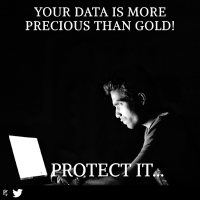 YOUR-DATA-IS-VERY-PRECIOUS