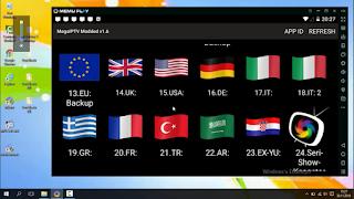 En iyi Apk Tüm Dünya Spor ve Film ve Belgesel Kanalları izleyin