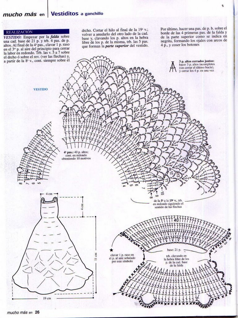 Crochet Diagram Patterns 2013 With