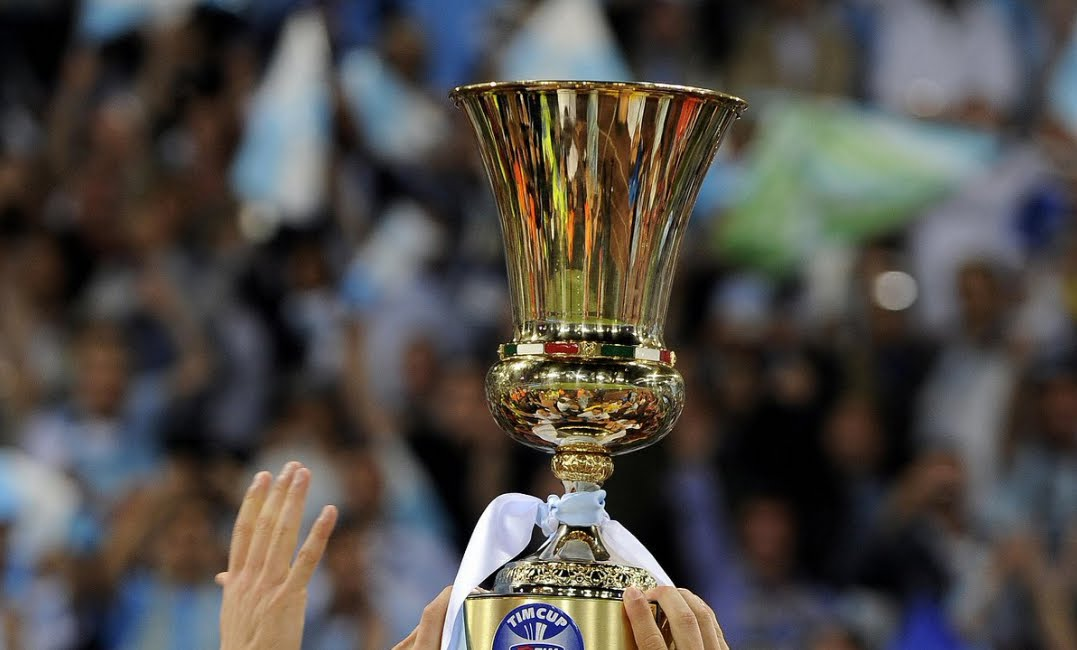 Diretta TV Coppa Italia: Milan-Napoli Fiorentina-Roma Atalanta-Juventus e Inter-Lazio.