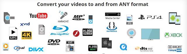 برنامج Convert Xto Video 2.0.0.88 لتحويل صيغ الفيديو  والتعديل على الفيديوهات