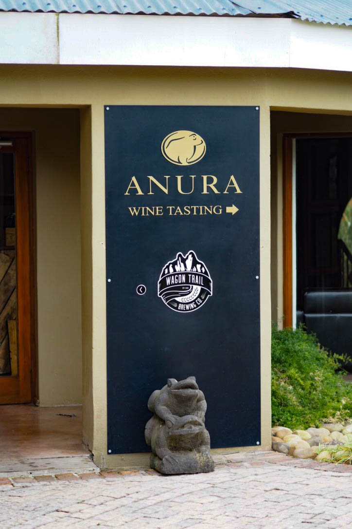 Anura Wines, South Arica