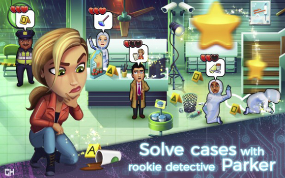 Parker & Lane Criminal Justice Mod Apk for Android