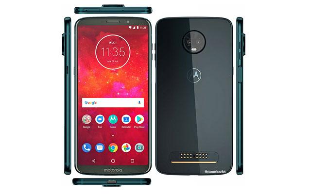 سعر و مواصفات Motorola Moto Z3 Play