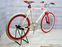 26 Inch Chevrolet Fixie Alumunium Alloy Frame and Fork