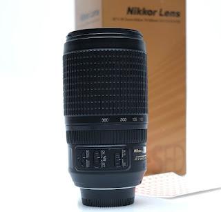 Jual Nikon 70-300mm VR Bekas