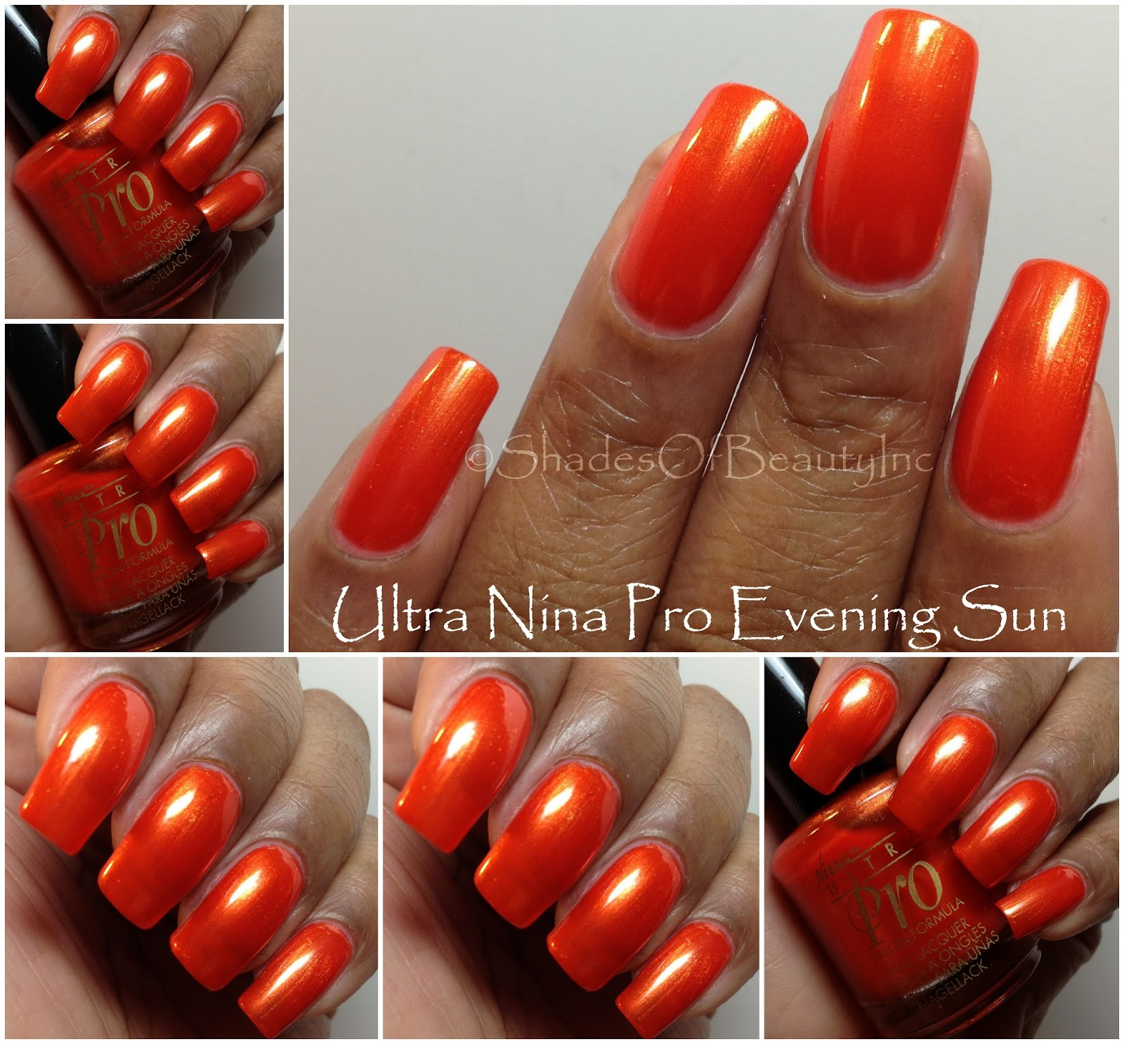 Shades of Beauty, Inc.: Like a Florida Sunset...Orly Terracotta ...