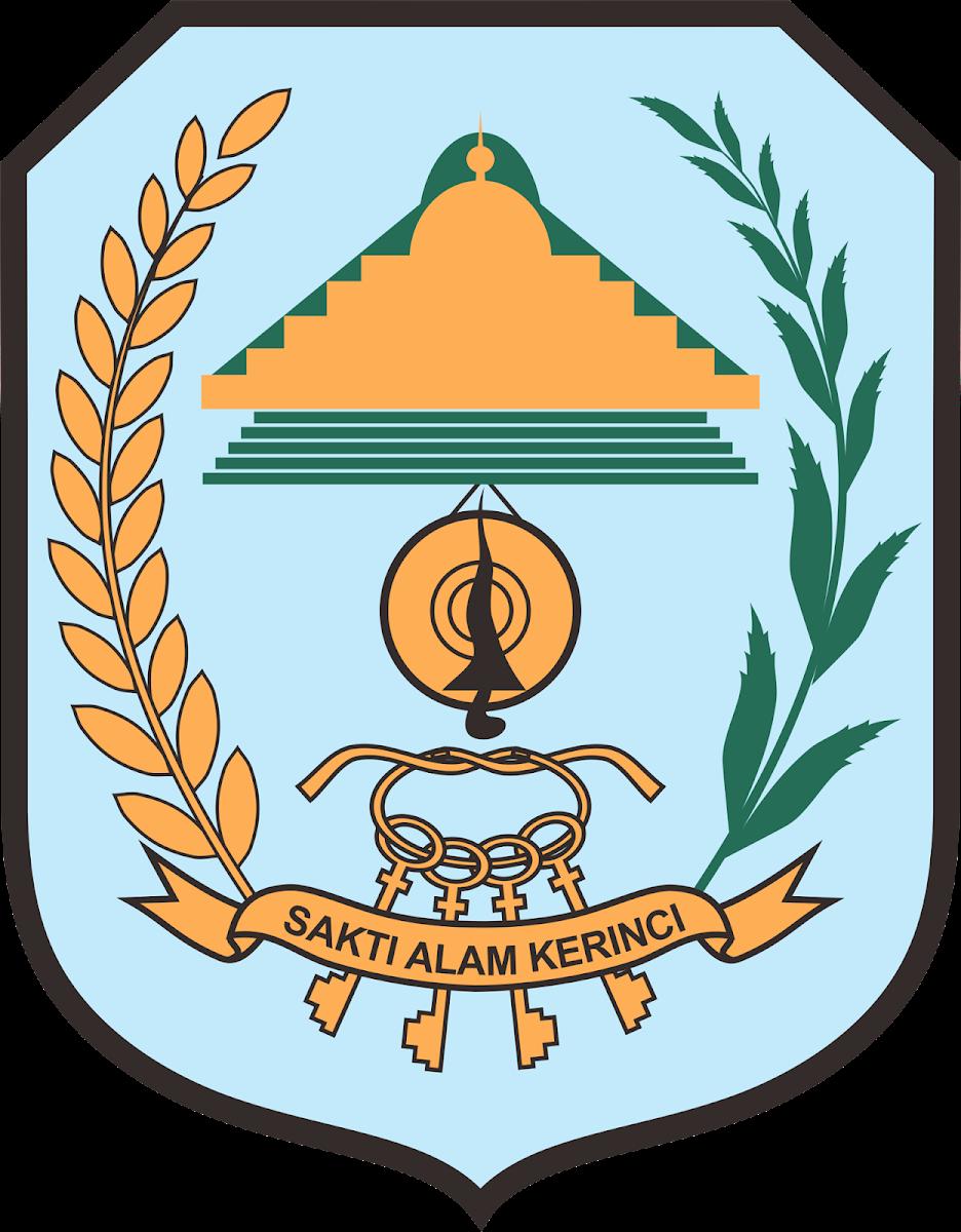 Logo Kabupaten Kerinci PNG ~ Uyee Azzara