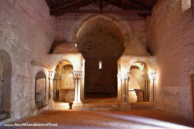 Iglesia monasterio S. Juan de Duero, Soria