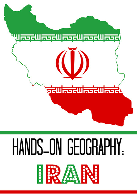 Books, videos, and activities to introduce elementary school children to Iran