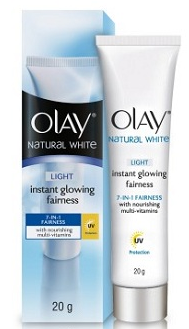 Olay Natural White Instant glowing fairness Serum