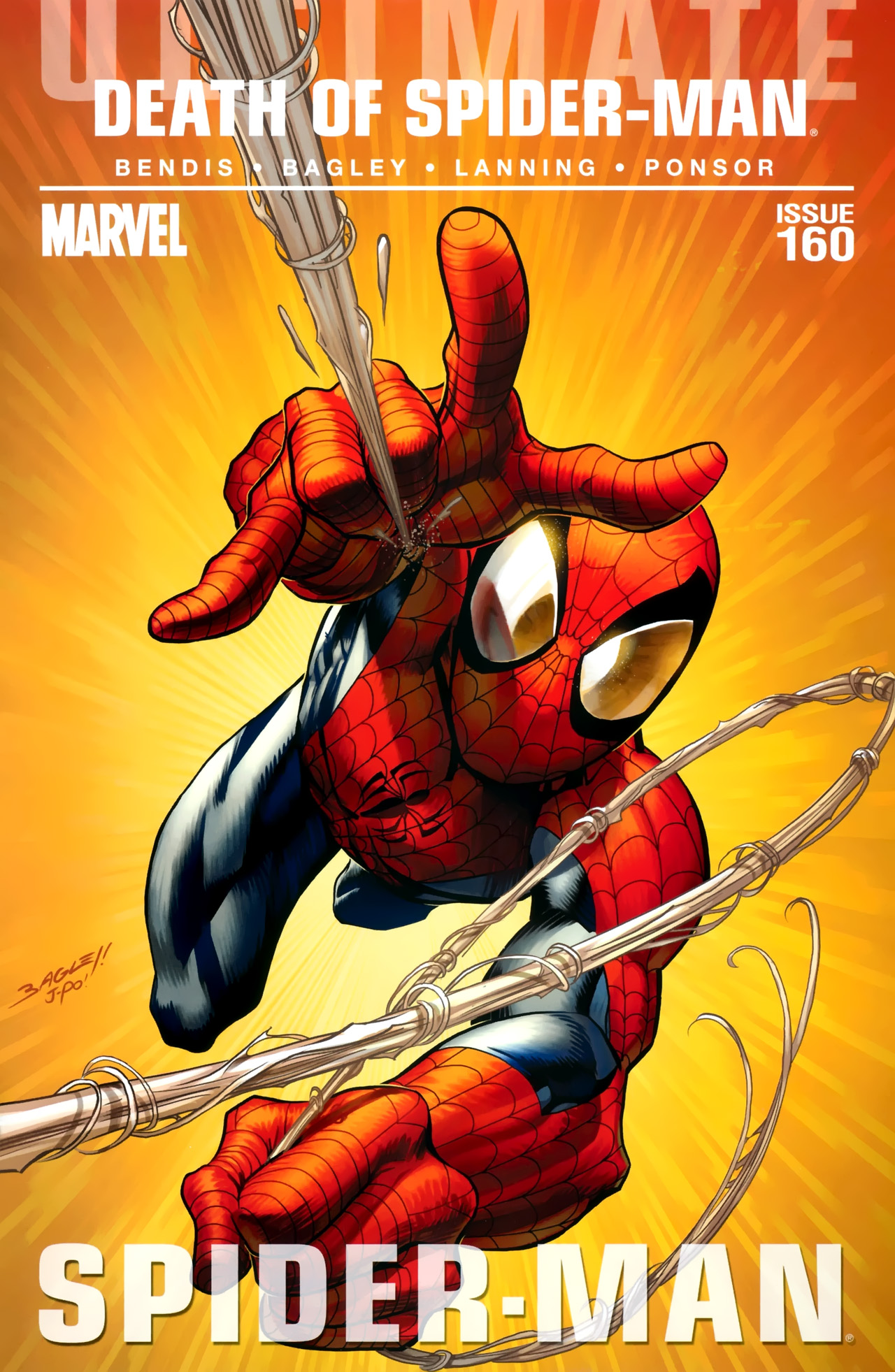 Read online Ultimate Spider-Man (2009) comic -  Issue #160 - 7