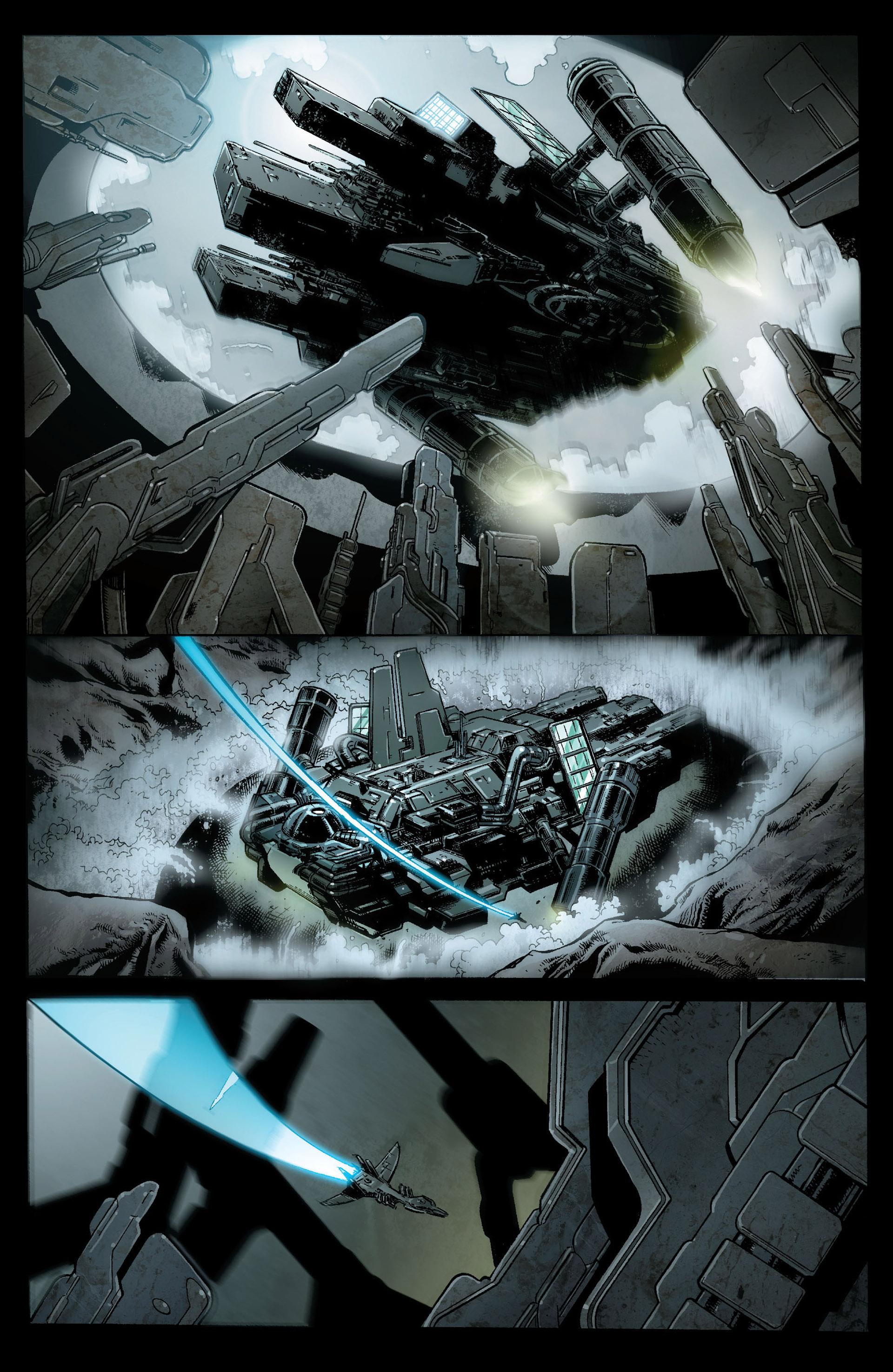 Read online Astonishing X-Men (2004) comic -  Issue #34 - 20