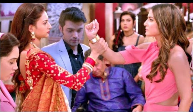 Mindblowing Twist : Anurag Prerna's love strengthens as Komolika abandoned in Kasauti Zindagi Ki 2