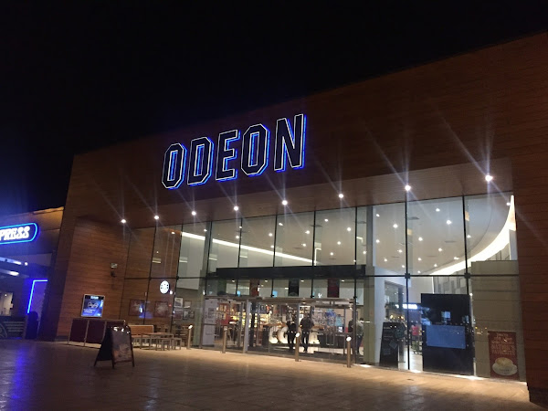 Deepwater Horizon at Odeon, Fort Kinnaird