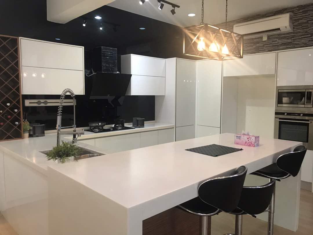 Renovate Dapur Ruang Rumah Terbaik Mengikut Bajet Dari Intech